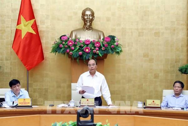 Thủ tướng: Đắk Nông cần đôn đốc để giải ngân 100% vốn ngân sách Trung ương