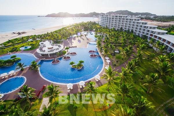 """FLC Quy Nhơn được vinh danh """"Khu nghỉ dưỡng được yêu thích nhất năm 2020"""""""