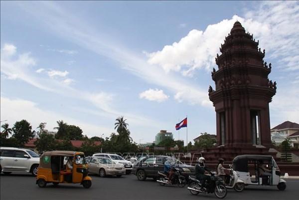 WB: Kinh tế Campuchia đối mặt triển vọng không chắc chắn