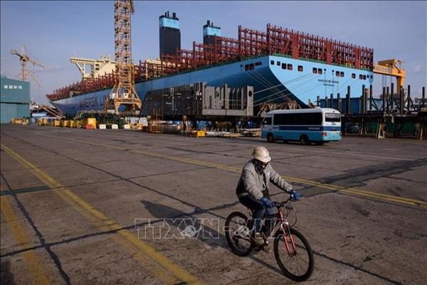 OECD: Hàn Quốc dự kiến xếp thứ chín trên bảng xếp hạng GDP toàn cầu năm 2020