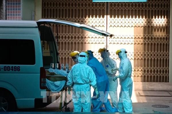 Phác đồ điều trị cho bệnh nhân nghi mắc COVID-19 tại Đà Nẵng
