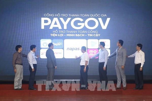 PayGov không chỉ đáp ứng nhu cầu thanh toán cho dịch vụ công trực tuyến