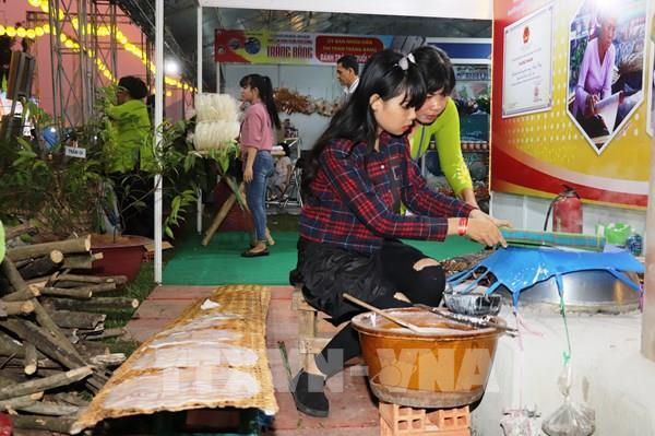 Ngày hội các sản phẩm nổi tiếng 4 tỉnh An Giang, Đồng Tháp, Long An và Tây Ninh