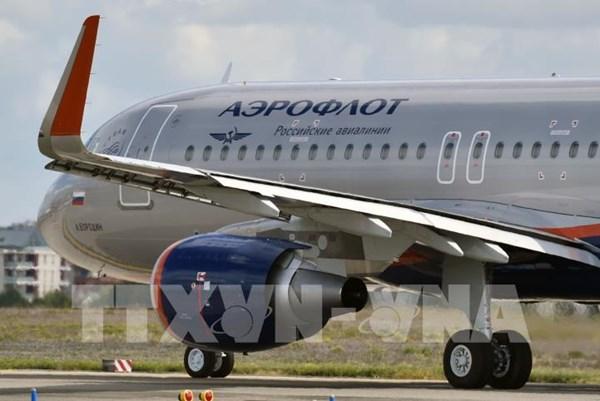 Nga nối lại một số đường bay quốc tế từ ngày 1/8