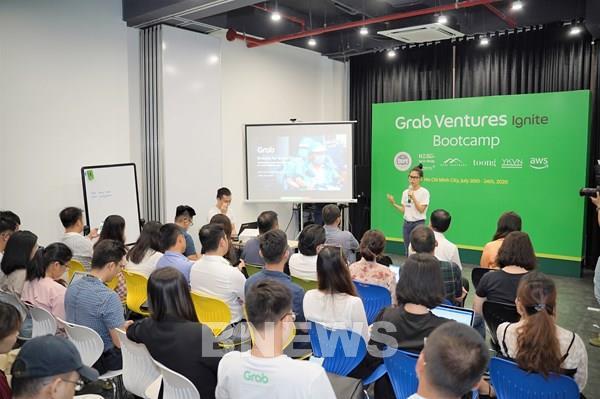 Grab Việt Nam khởi động chương trình tăng tốc khởi nghiệp dành cho các startup