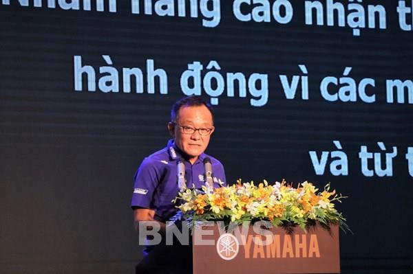 Yamaha khởi động chiến dịch RIDING WITH THE KING với 1.000 tay lái Exciter