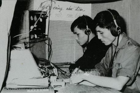 """75 năm TTXVN: Lớp học """"đặc biệt, có một không hai"""" đối với cán bộ TTX Lào"""