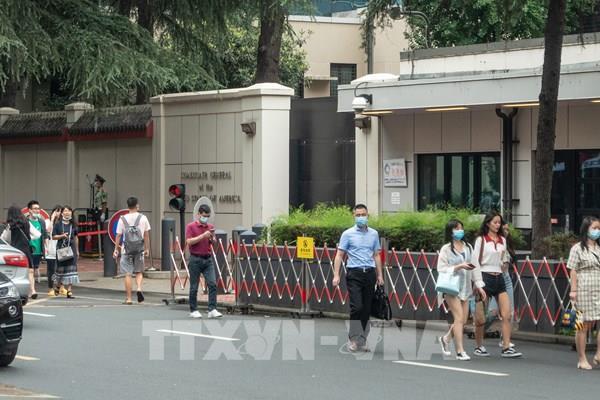 Nhân viên ngoại giao Mỹ sẵn sàng rời Thành Đô, Trung Quốc