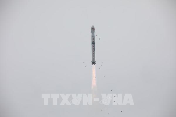 Tên lửa đẩy Trường Chinh thực hiện sứ mệnh thứ 341