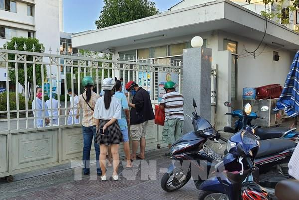 Bệnh viện C Đà Nẵng đảm bảo cung ứng thực phẩm cho bệnh nhân trong thời gian phong tỏa