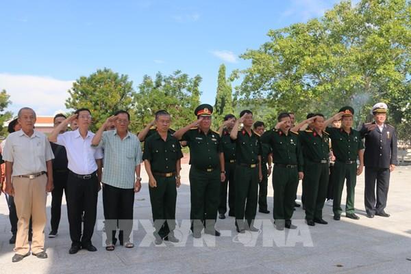 TTXVN tri ân các thương binh, liệt sĩ tại An Giang