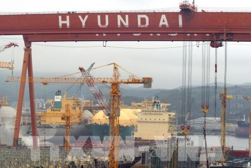 Hyundai Heavy lĩnh án phạt hơn 800.000 USD vì hành vi thuơng mại
