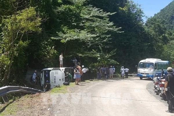 Danh tính 15 người tử vong và 22 người bị thương trong vụ tai nạn tại Quảng Bình