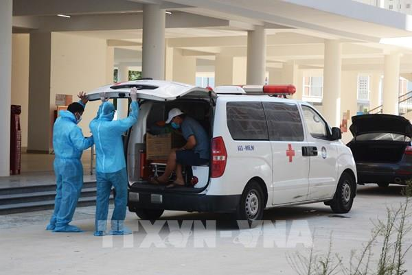 Ký túc xá ở Đà Nẵng đón hơn 100 người tiếp xúc gần với bệnh nhân mắc COVID-19