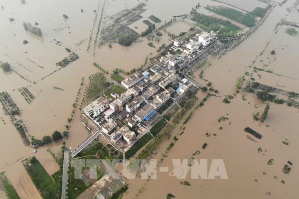 Trung Quốc: Trùng Khánh khởi động hệ thống ứng phó khẩn cấp phòng chống lũ cấp IV