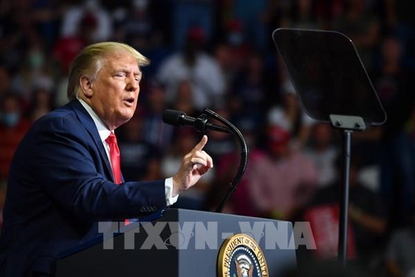 Tổng thống D. Trump chính thức ban hành sắc lệnh cấm TikTok và WeChat tại Mỹ