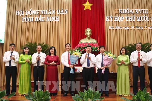 Thủ tướng phê chuẩn kết quả bầu bổ sung các Phó Chủ tịch UBND tỉnh Bắc Ninh và tỉnh Hà Nam