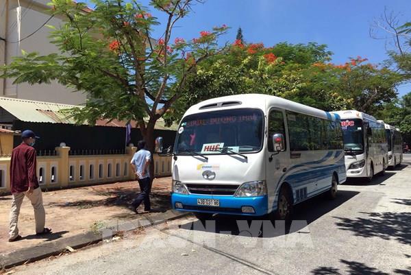 Thừa Thiên-Huế tạm ngưng các tuyến vận tải hành khách đi Đà Nẵng và ngược lại