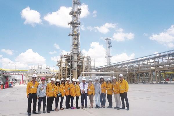 Hoạt động tuyên giáo truyền thông giúp minh bạch mọi hoạt động của ngành dầu khí