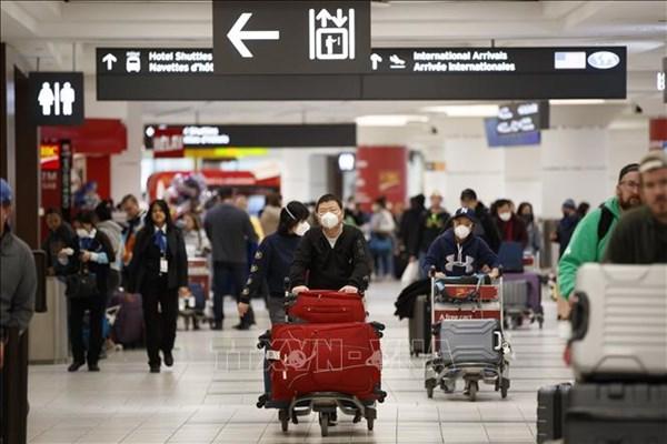 Các hãng hàng không châu Âu đề nghị Canada dỡ bỏ hạn chế đi lại