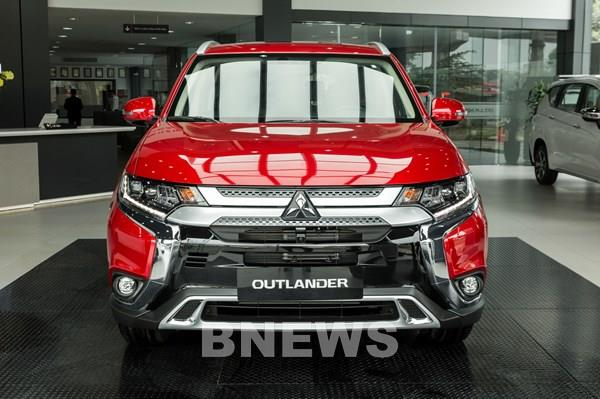 Mitsubishi ra mắt Outlander 2020 2.4 có đến 16 điểm nâng cấp đáng chú ý
