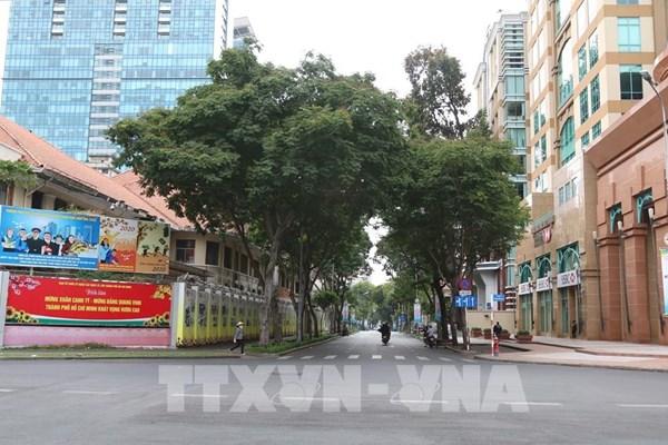 Tp. Hồ Chí Minh: Khách thuê trả mặt bằng hàng loạt nhà phố