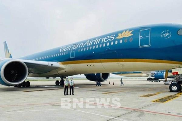 Chuyến bay đặc biệt của Vietnam Airlines tới Guinea Xích đạo đón 219 người Việt hồi hương