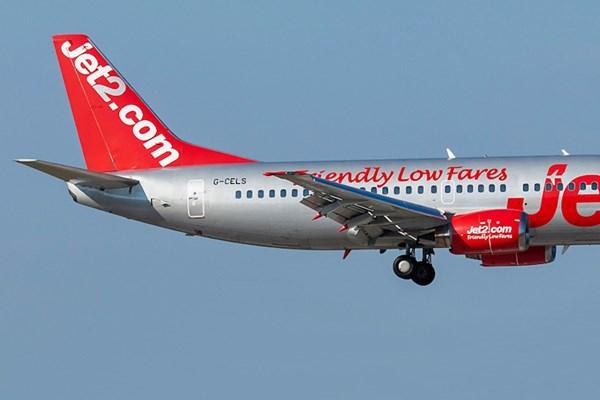 Hãng hàng không Jet2.com hủy tất các chuyến bay từ Anh đến Tây Ban Nha