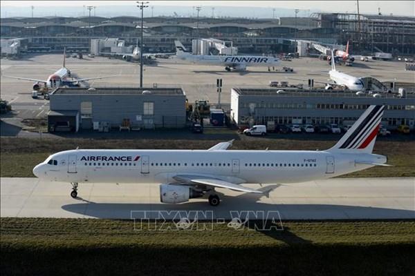 Hoạt động vận tải hàng không tại Paris có thể mất 7 năm để phục hồi