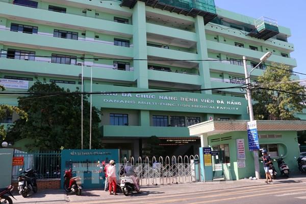 Hoạt động của tổ điều trị Bộ Y tế tại điểm nóng Đà Nẵng