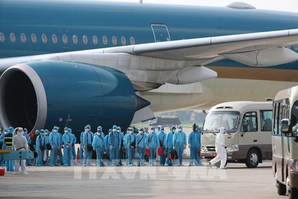 Cập nhật dịch COVID-19 tối 11/9: Việt Nam có thêm 1 ca mắc mới nhập cảnh