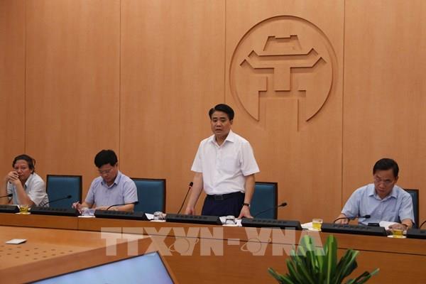 Hà Nội đề nghị kích hoạt lại hệ thống phòng chống dịch,báo lịch trình nhân viên quán Pizza