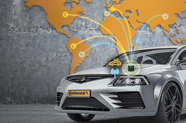 Tập đoàn Continental sử dụng siêu máy tính hỗ trợ hệ thống AI trên ô tô