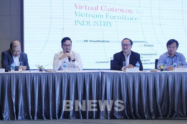 Ra mắt nền tảng hội chợ triển lãm trực tuyến đầu tiên tại Việt Nam