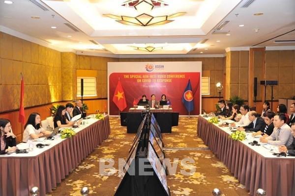 ASEAN 2020: Thông qua kế hoạch hành động phục hồi kinh tế ASEAN - Nhật Bản