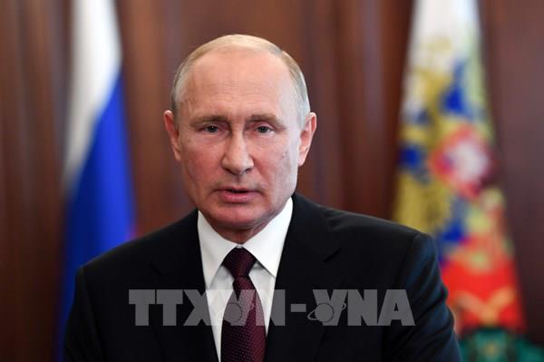 Tổng thống Nga cảnh báo làn sóng COVID-19 thứ 2 có thể tồi tệ hơn