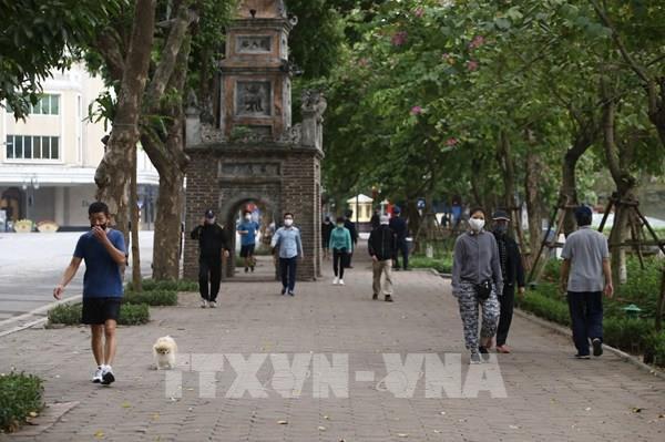 Dự báo thời tiết 10 ngày tới: Hà Nội, Đà Nẵng ngày nắng, chiều và đêm có mưa