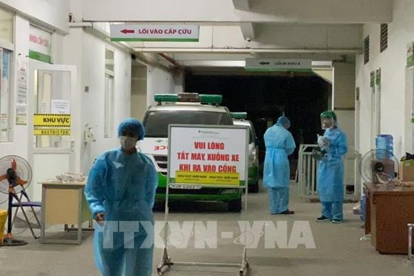 Đà Nẵng lập thêm Bệnh viện dã chiến tại Trung tâm Y tế huyện Hòa Vang  