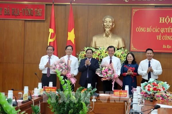 Điều động, phân công đồng chí Phạm Viết Thanh làm Bí thư Tỉnh ủy Bà Rịa-Vũng Tàu