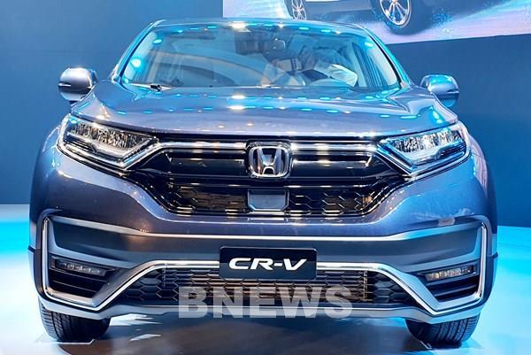 Honda CR-V 2020 lắp ráp trong nước chốt giá từ 998 triệu đồng