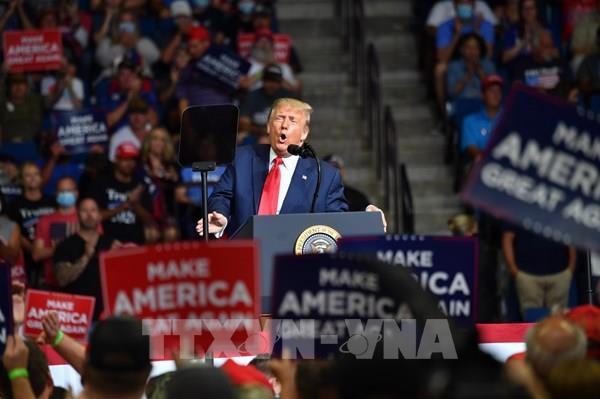 Bầu cử Mỹ 2020: Tổng thống Trump đề xuất hoãn bầu cử