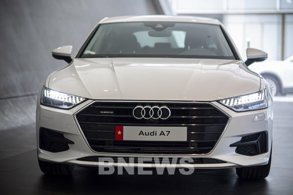 Audi A7 Sportback 2020 đã có mặt tại tất cả các đại lý trên toàn quốc
