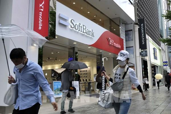 SoftBank đạt lợi nhuận 12 tỷ USD sau giai đoạn thua lỗ