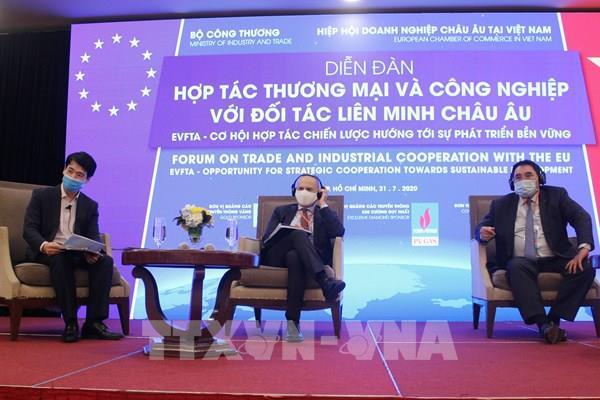 Hiệp định EVFTA: Hướng tới sự phát triển bền vững