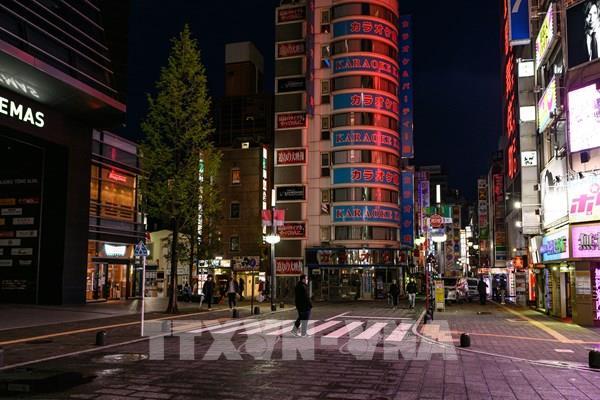 Nhật Bản: Tokyo yêu cầu các cửa hàng ăn uống rút ngắn thời gian kinh doanh