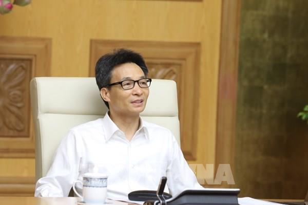 Phó Thủ tướng Vũ Đức Đam: Tập trung cao nhất khoanh gọn, sớm dập ổ dịch ở Đà Nẵng