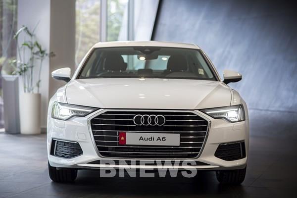 Sau gần 1 năm giới thiệu, Audi A6 đã chính thức phân phối ở Việt Nam