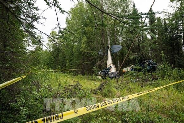 Mỹ: Nghị sĩ Alaska thiệt mạng trong vụ va chạm máy bay