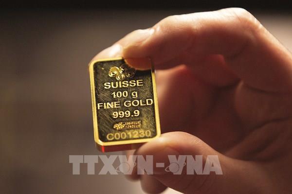 Giá vàng châu Á dao động trong biên độ hẹp phiên 20/10
