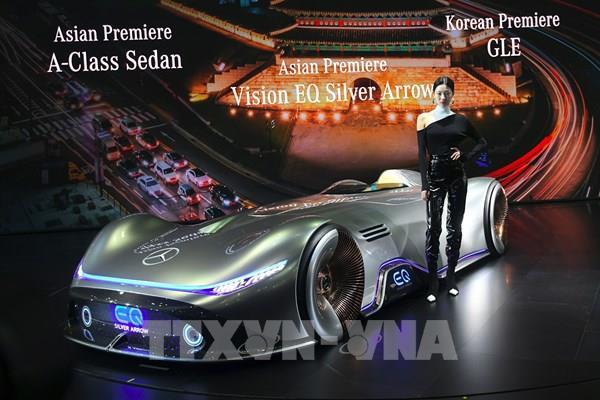 Mercedes-Benz dẫn đầu bảng xe sang nhập khẩu bán chạy ở Hàn Quốc